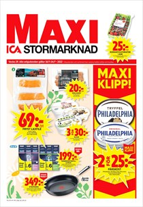 veckobladet ica maxi norrköping