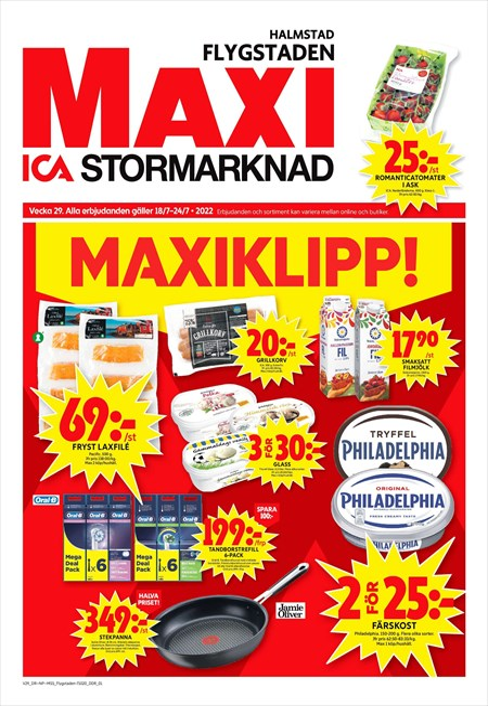 Ehandel Ica Maxi Flygstaden