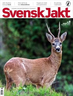 Provläs delar av senaste Svensk Jakt.<a href=
