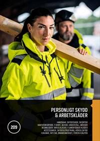 Personligt skydd & arbetskläder