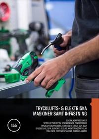Trycklufts- & elektriska maskiner