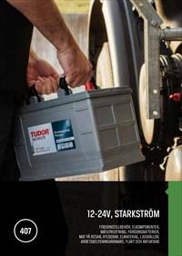 12-24V & starkström