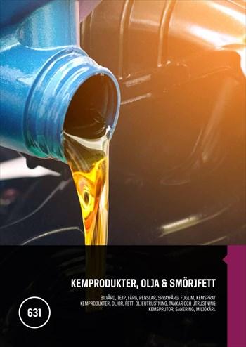 Kemprodukter, Olja & Smörjfett