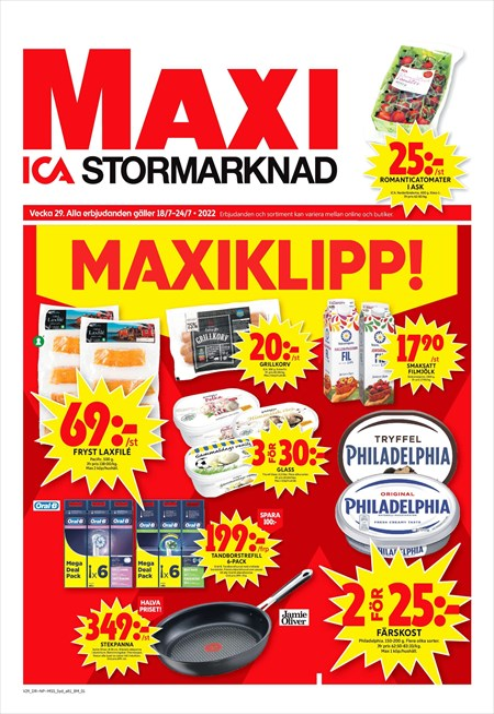 Ica Maxi Hogskolan