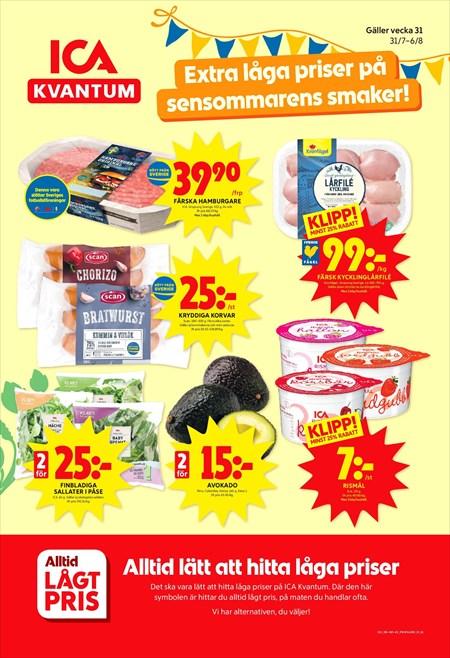 f3eff6fd3b65 Veckans reklamblad innehåller våra aktuella erbjudanden.