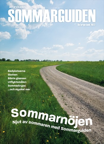 Sommarguiden Östergötland