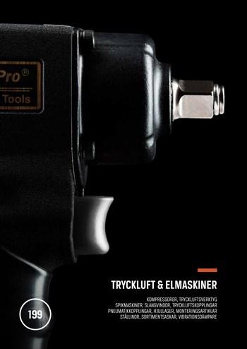 Tryckluft & elmaskiner